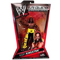 Coleccionable Wwe Elite Collector Kofi Kingston Figure Seri