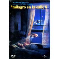 Dvd Milagro En La Calle 8 ( Batteries Not Included ) 1987 -