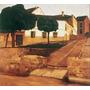 Pintores - Diego Rivera - Calle De Avila - Lámina 45 X 30 Cm