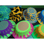 Sombreros Plásticos Neón, Eventos, Hora Loca, Bodas, Fiestas