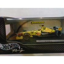 Carro Hotwheels F1 Jordan Escala 1:43