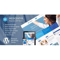 Plantilla Wordpress | Premiun | Medicenter 8.2 Centro Medico