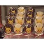 Chupetines De Chocolate De Pikachu 10 X