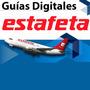 Guia Electronica Estafeta 1-2 Dias, Digital Envío Gratis