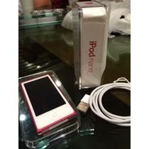 Ipod Nano Touch De 7a Generacion 16 Gb Con Bluetooth Rosa