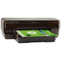 Impressora Hp Officejet 7110 Wide Format Eprinter - Preta