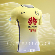 Jersey Playera Club America Local 2016 - 2017 Centenario