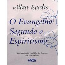 O Evangelho Segundo O Espiritismo Livro Allan Kardec