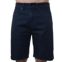 Bermuda Masculina Quiksilver Jeans Arto Black