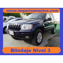 Jeep Grand Cherokee 5p Limited 4x4 V8 Aut Quadra Drive 2000