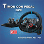 Volante Timón Con Pedal Logitech G29 Driving Force Ps3 Ps4
