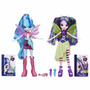 My Little Pony Equestria Girls Sonata Dusk Y Aria Blaze