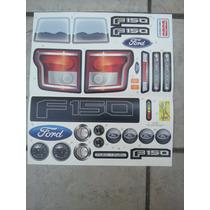 Montable Electrico Ford F-150 Calcomanias.