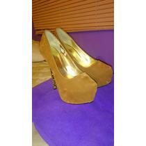 Tacones Zapatos Plataforma Super Altos