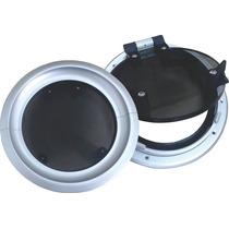 Vigia Redonda 9 Importada Em Aluminio,lancha,barco,veleiro