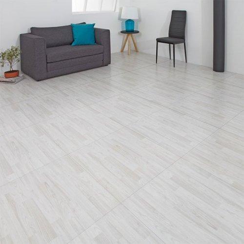 Piso madera tolua blanca 60x60 acu ea1102269dud en mercado libre - Ceramicos imitacion madera ...