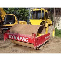 Vibrocompactador Dinapac Ca-25, 1.997