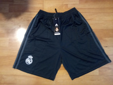 Short De Futbol Del Real Madrid Adidas Dorado Talla S - Camisetas de ... 4425b747234fc