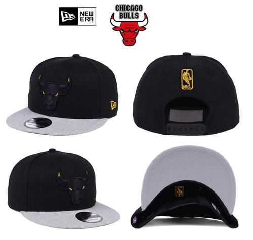 c3c04e65c0f42 Gorra New Era Chicago Bulls A Pedido Nuevo Original - S  120