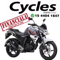 Yamaha Fz 16 Fi S Anticipo $25.000 Saldo 12 Cuotas $2.290