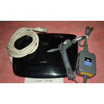 Roteador Wireless Linksys Cisco Mod; Wrt160n V3 É Usado.
