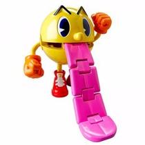 Boneco Pac Man Garra Fantasma Surprise Bandai - Pac