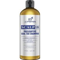 Arte Naturals Scalp18 Alquitrán De Hulla Terapéutica Anti Ca