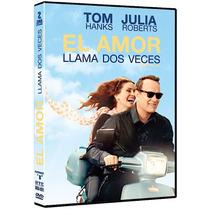 Dvd El Amor Llama 2 Veces Tom Hanks Julia Roberts Tampico