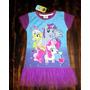 Mini Vestido De My Little Pony