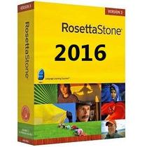 Rosetta Stone 5 2016 Ingles Americano Aprende Idiomas