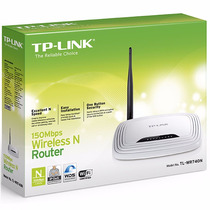 Roteador Tl-wr740n 150mbps Antena 5dbi Wifi - Tp Link