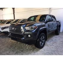Toyota Tacoma 4x4 2017, Nueva Sin Rodar. Llévatela Hoy.