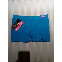 Body Siluette 1 Boxer De Microfibra Azul Turques Talla Chica