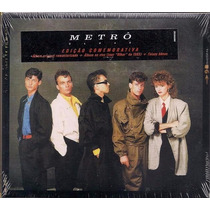 Cd Metrô - Olhar - Edição Comemorativa (1985) Lacrado