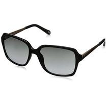 Gafas Fossil 3030/s_0b07_56/18_135_f8 Plástico Negro Mujer