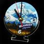 Reloj Para Publicidad Tambien Botones Clips Espejos Y Pins