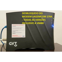 Desbloqueio Do Modem Sagemcom F@st 2764 Gv Vdsl2 (power Box)