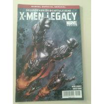 Comics De Coleccion Marvel X Men Segunda Venida Capitulo 8