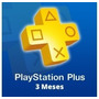 Ps Plus 3 Meses Código Usa - Sasito