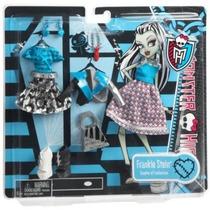 Paquete De Lujo Moda De Frankie Stein Monster High