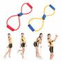 Elástico Extensor Para Exercícios Musculação Fortalecimento