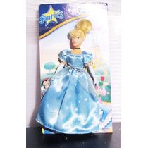 Disney Cenicienta (vintage) 15 Cm Original Y Nueva
