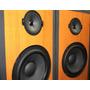 Parlantes Columnas Componentes Sony De 2 Vías 6 Ohms