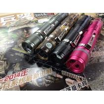 Stun Gun Paralizador Inmovilizador Mini Fox M11 Descarga 3.