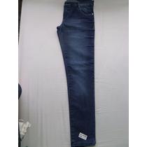 Jeans Chupin Elastizado Bio Pinza Marca Nahana Talle 42 - 44
