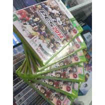 Jogo Pes 2014 Xbox 360 Original, Português, Novo E Lacrado