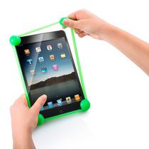 Capa Bumper Borracha Anti-queda Protetora Tablet 5.8 ~ 7