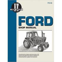 Ford Shop Manual Series 5000, 5600, 5610, 6600, 6610, 6700,