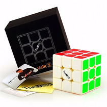 Cubo Rubik - Qiyi Valk 3 - 3x3x3 - White