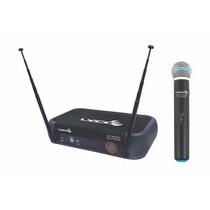 Sistema De Microfone Sem Fio Lyco Vh102pro-m